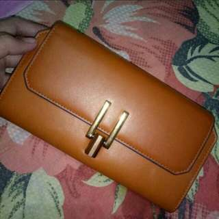 Charles n keith authentic  wallet/dompet
