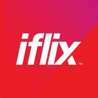 IFLIX VIP UNLI ACCESS 5 MONTHS!!