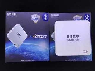 Smart TV box Upro