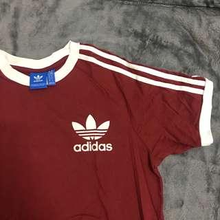 🚚 adidas originals三線上衣