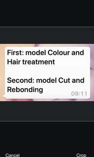 Models needed