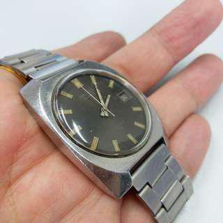 中古精工自動7005 tropical dial,  1974年老錶1隻,原裝面自然發,走時還可以