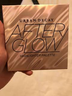 Urban decay Highlighter Afterglow