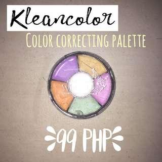 [REPRICED] Kleancolor Palette