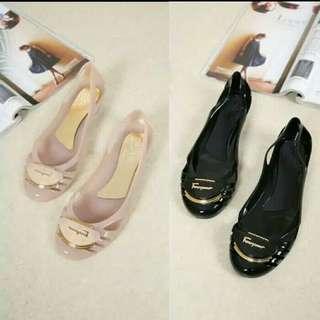9bb0e6984a9 Jelly shoes 3 sepatu wanita sabit
