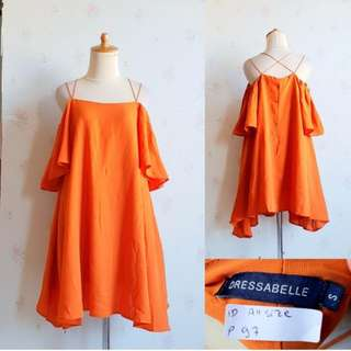 Dressable orange