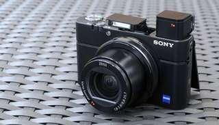 Buying Sony Rx100 Mark III