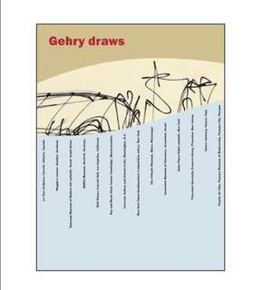 Gehry Draws (Architecture & Design)