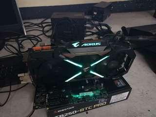 GTX 1080ti aorus 11gb