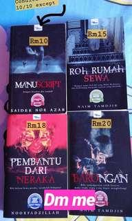 #books #novel