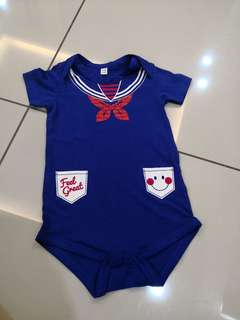Top Valu Baby Rompers (6-12m)