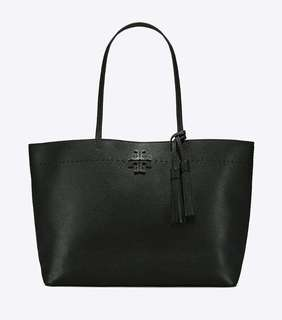 ♥️ Tory Burch McGraw tote