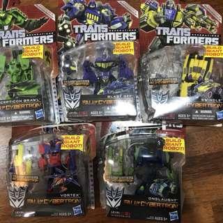 Transformer Generation Bruticus