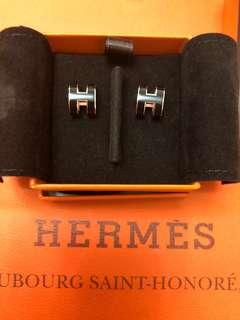 Hermes Pop H 耳環