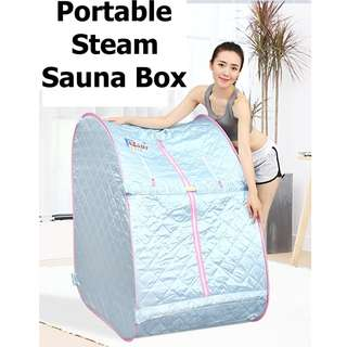 Home Sauna Box/Home Sauna Tent/Bath/Body/Beauty/Healthy Lifestyle/Health/Wellness/Glowing Skin/Detox
