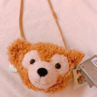 Disney Duffy 零錢卡夾斜背包