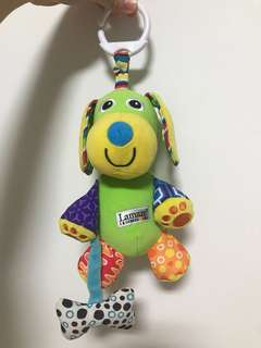Preloved lamaze baby infant toy
