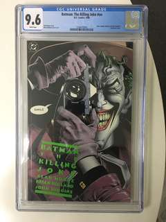 Batman The Killing Joke (First Printing) CGC 9.6