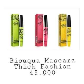 Bioaqua mascara
