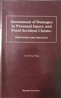 Marsden Law Book by Lim Heng Seng
