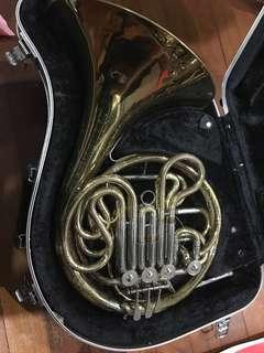 YHR664 French horn Yamaha + case