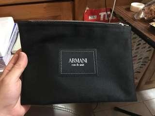 Giorgio Armani 尼龍化妝袋