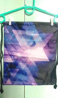 Drawstring Bag - Galaxy