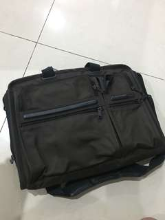Tumi Bag Brown Original