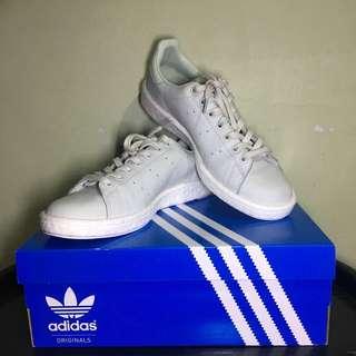 Adidas Originals Mint Green Stan Smith Boost (Size 42)