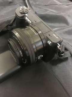 🚚 Sony a5100 e16-50mm 超廣角鏡 快門數不到1000