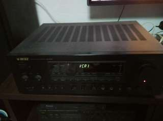 DUKE Karaoke Amplifier (4 Key Control) & AKARI a Pair Of Speaker