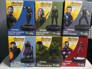 Petron Diecast Avengers Set