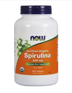 健康食品 保健 螺旋澡 Spirulina