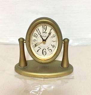 Antique small desk clock