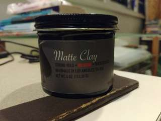 Ace Authentic Matte Clay (Used)