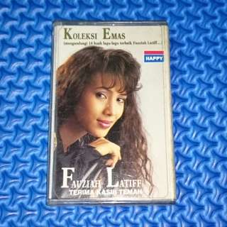 🆒 Fauziah Latiff - Koleksi Emas [1992] Cassette Melayu