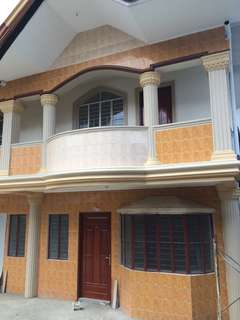 Townhouse for rent or lease in Capihan San Rafael Bulacan