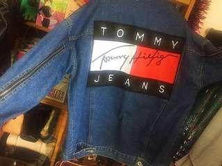 Tommy Hilfiger, Denim Jacket (Men Size)