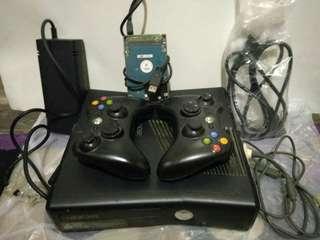 XBOX 360 250gb RGH