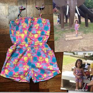 Romper/Jumpshort