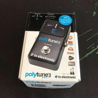 Polytune 2 Blacklight (Rare Legacy Product)