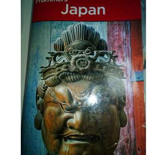 Frommer's Japan Travel Guide Book