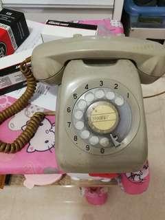 80年代古董家居電話(自己駁線)