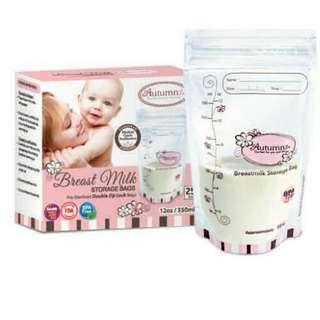 Autumnz Breast Milk Storage Bag 12OZ