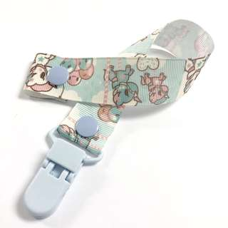 Baby Pacifier Strap (Tokidoki - light blue)