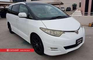 Toyota Estima 2.4A Aeras S Premium Moonroof