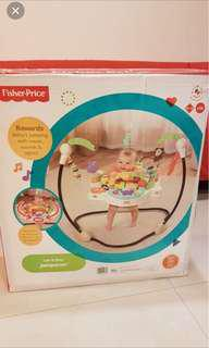 Moving Out Sale!!!!! Fisher Price Luv U Zoo Jumparoo