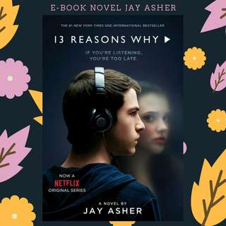 PREMIUM : EBOOK PDF NOVEL THIRTEEN REASONS WHY