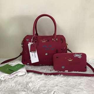 KateSpade Bag Set