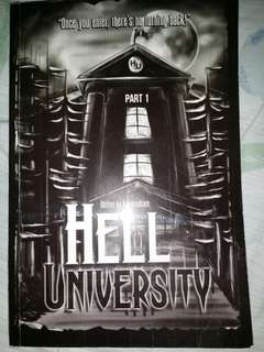 Hell University Part 1 and 2